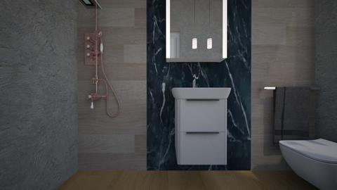 Cologno bagno ospiti14 - Bathroom - by natanibelung