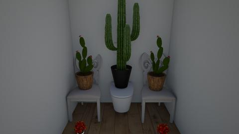 Plant toilet - by Tyler123456789