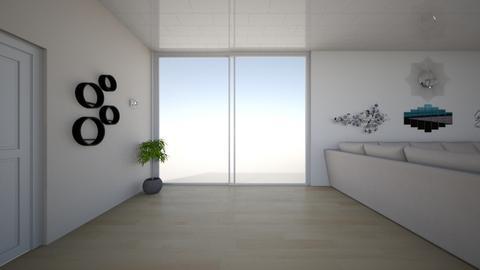 house l7 - Living room  - by nikolinajadanic