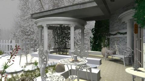 snowygarden - Classic - Garden - by fay01