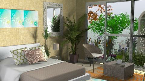 Daysleep - Eclectic - Bedroom - by channing4