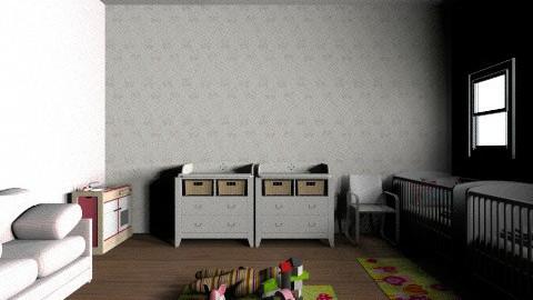 Twin room - Kids room - by user_3019953
