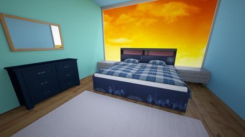 Helenebeauti - Bedroom  - by Sierran