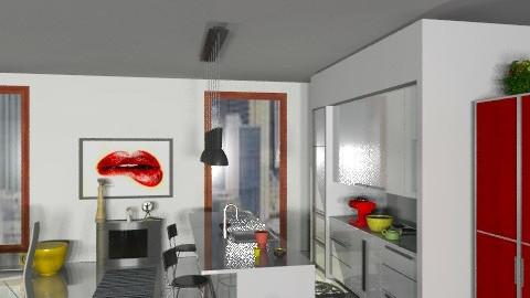 Kitchen - Modern - Kitchen  - by Gidion