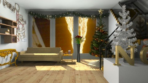 acropolis - Glamour - by Christmas Designs