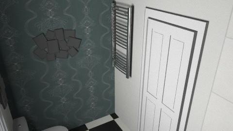 bathroom - Vintage - Bathroom  - by helen27