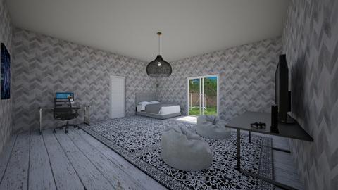 room - Bedroom  - by lokneszikolbasz