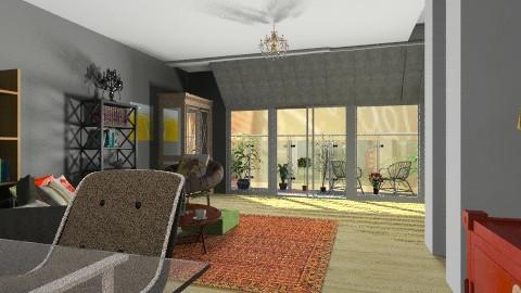 attic space - Eclectic - by mrschicken