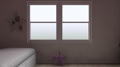 starssss - Bedroom  - by Liya Zohar