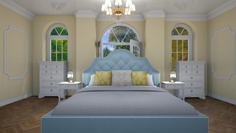 bedroom - Bedroom - by kiki1209