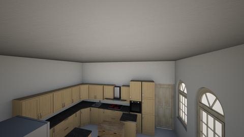 konyha 2 - Kitchen  - by RAB ZITA