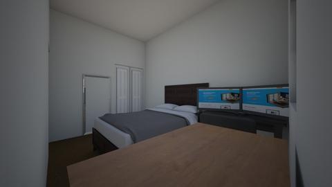 glenf - Bedroom  - by BenClarkyson