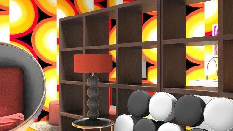 Retro Living - Retro - Living room  - by meg4041