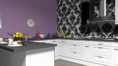 kitchen - Vintage - by Jessiecait