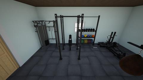 gym new angle 2  - Bathroom  - by joez_3