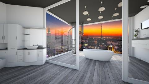Luxury Bathroom - Bathroom - by Komila J