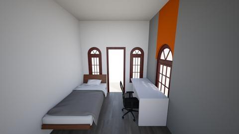 bedRoom2 - Modern - Bedroom  - by pavucsan