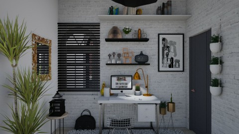Inspired4 - Office - by beafreitasb