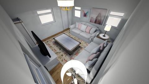 pop vintage living room - Vintage - Living room  - by PoppsterWopster1235
