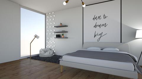 New Dream Bedroom - Bedroom  - by LilLil
