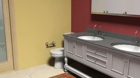 masterbath 2 - Glamour - Bathroom  - by ashley_d
