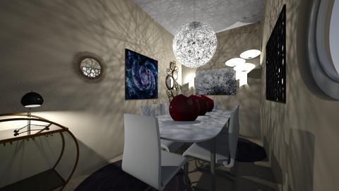 Circle - Dining room  - by Elliott Ray