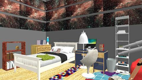 Girl room - Modern - Kids room  - by mystique_bee