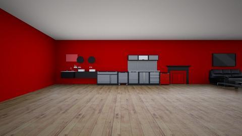 My bedroom - Modern - Bedroom  - by Hamwacker1