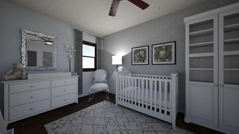 Nursery Idea - Vintage - Kids room  - by MessyArtwok
