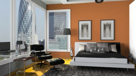 mamroom - Modern - Bedroom  - by sahfs