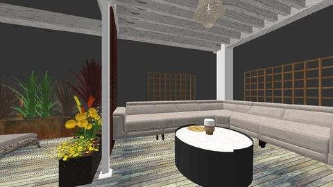 draft - Living room - by Gener Morales