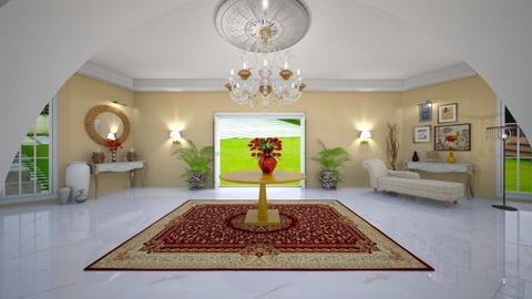 playful hallway - by Spencer Reid