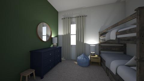 Su_New House - Kids room  - by aida_mehnert