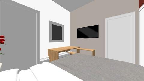 Lois Sluijmers - Bedroom  - by loissluijmers
