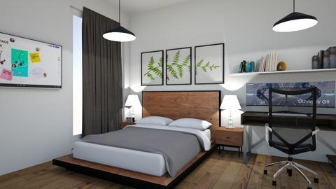 Saito Room - Bedroom  - by Maveric