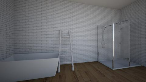 Modern Master Bathroom - Modern - Bathroom  - by Lexi _lulu