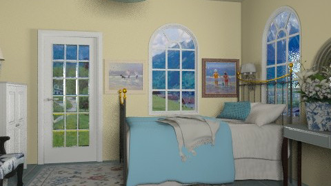 Guestroom- - Eclectic - by milyca8