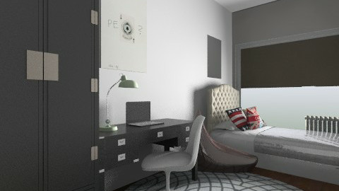 Car's room - Modern - Kids room  - by sephara
