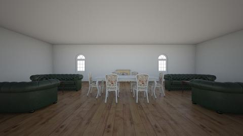 Royal Dinning - Vintage - Dining room  - by PHBNINI