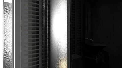 nibiru 10 - Minimal - Bathroom  - by domuseinterior