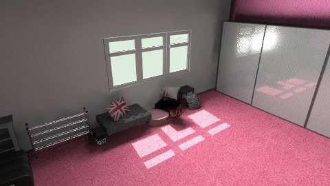 My dream bedroom! - Glamour - Bedroom - by Lysi