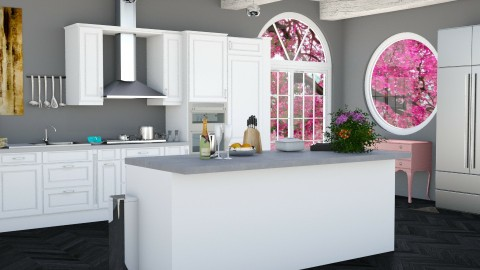 Kitchen 1 - Global - Kitchen  - by Mrs  Asrar