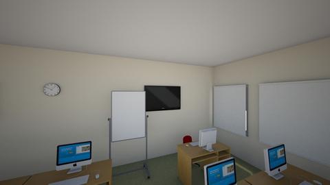 bilik komputer 2 - Office - by suzaneelishaj