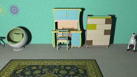 Playroom.. - Modern - Kids room  - by jia khan
