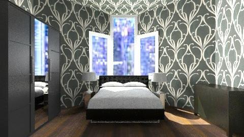 My friends bedroom - Modern - Bedroom  - by GRgeoGR