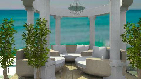 paradise - Modern - Garden  - by trees designs