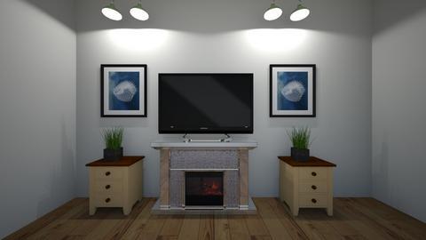 Living room 3 - Living room  - by Amelia i Szymon