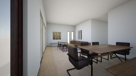 Full room 9 - Living room  - by gleidy