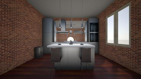 kitchen - Kitchen - by endrewloh