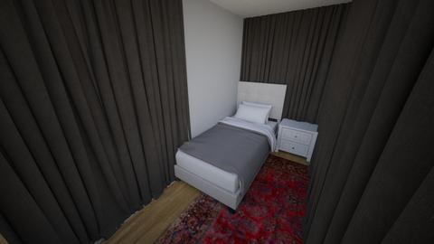 Loft as Bedroom - Living room  - by cbanders
